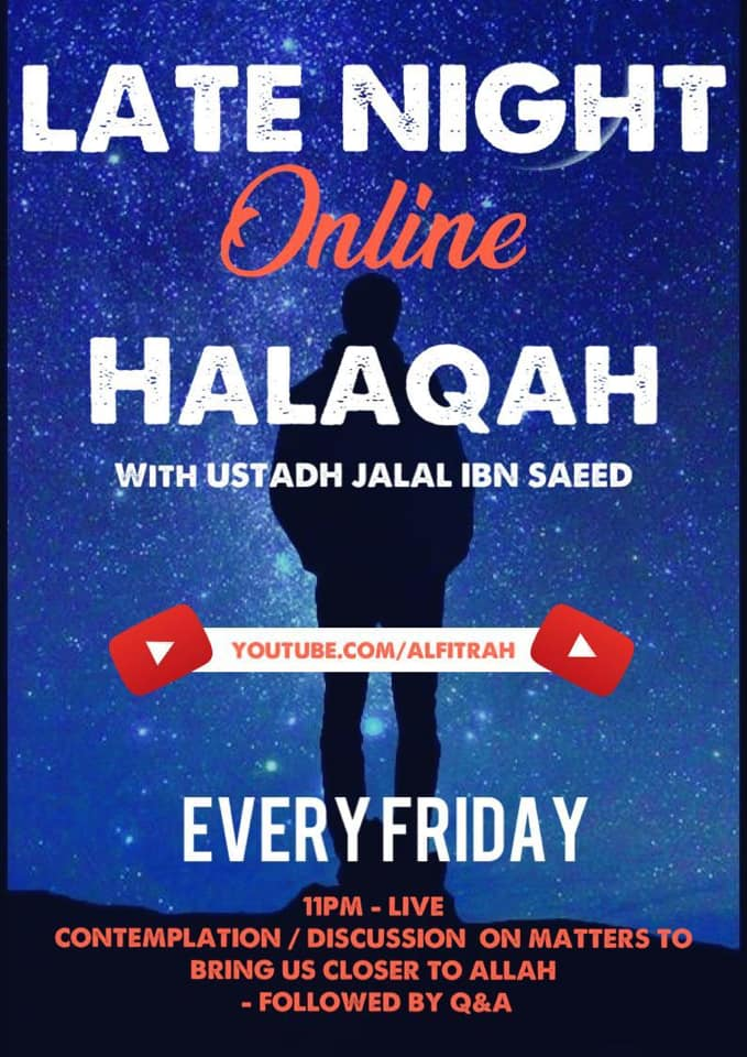 Friday Night Live Halaqa