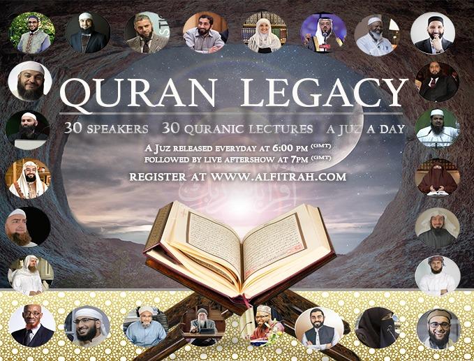 Qur'an Legacy Ramadan Lectures Lifetime Edition